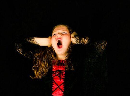 Vztek, agrese, vztekání, vzteklé dítě